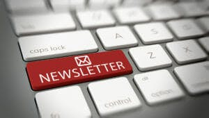 physical therapy newsletters