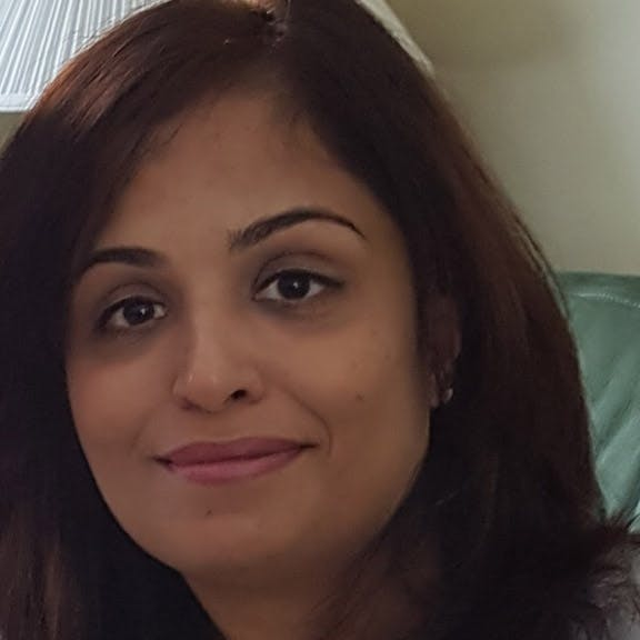 Swetha Naik, Registered Physiotherapist