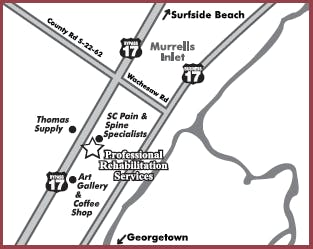 Physical Therapy Murrells Inlet