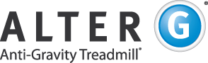 AlterG Anti-Graviy Treadmill logo