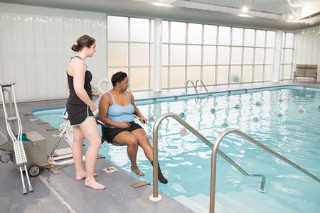 McMaster Physical Therapy Clinic   Aquatics   Aquatic Therapy   Conway AR   Greenbrier AR