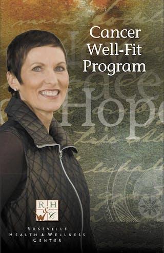 Cancer Well-Fit Program | Roseville CA | Folsom CA