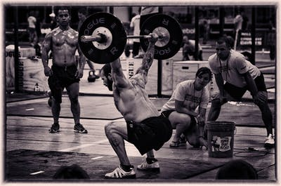 CrossFit Athlete Support