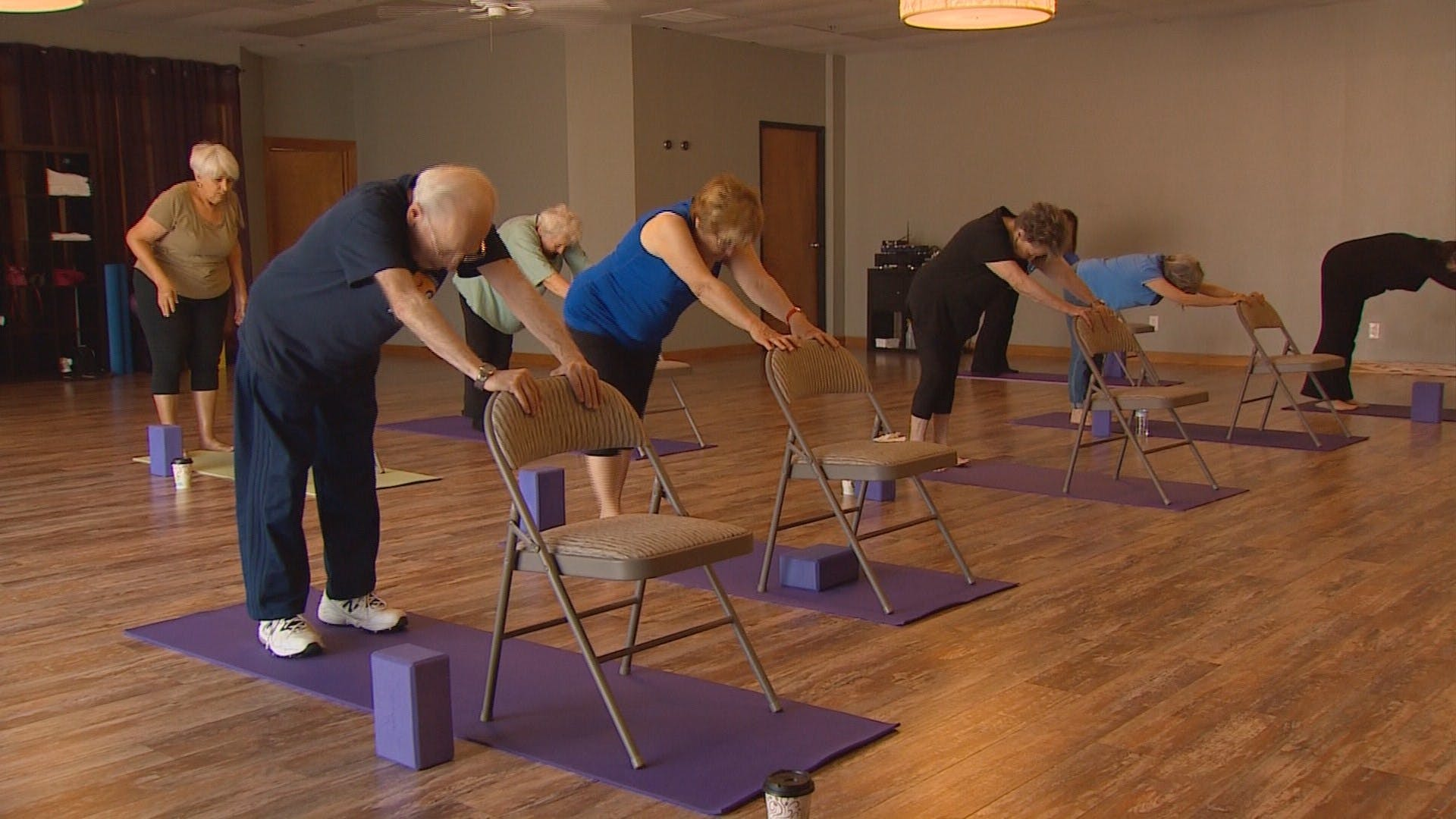 Chair Yoga | Roseville CA | Folsom CA