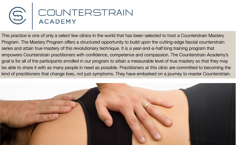 Strain/Counterstrain