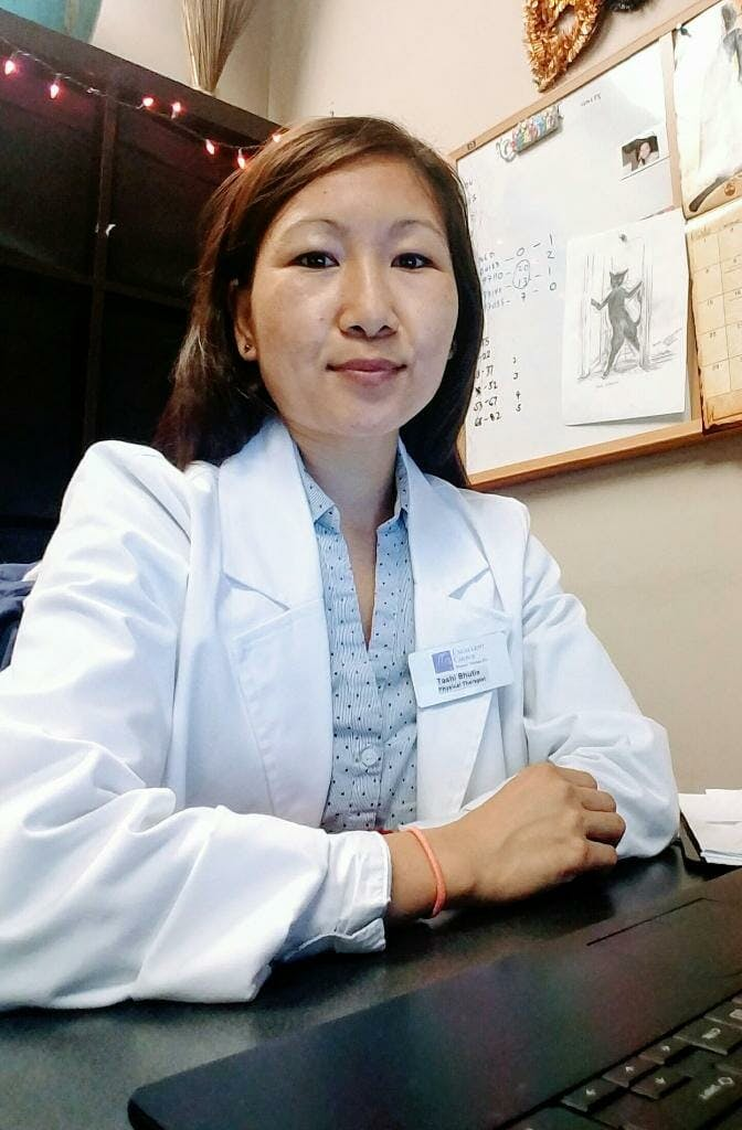Image of Tashi P. Bhutia, Excellent Choice Physical Therapy