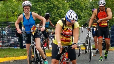 Baltimore Triathlon