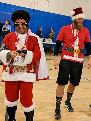 Holiday Hustle 5k - December 2017