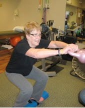 Wellness Member of the Month - February 2017