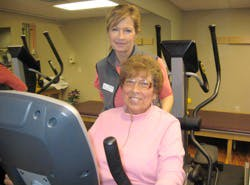Wellness Member of the Month - March 2017