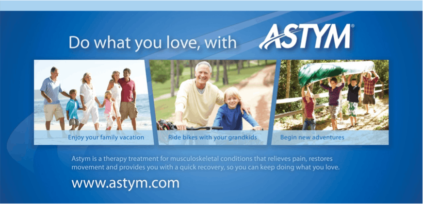 ASTYM | Do what you love