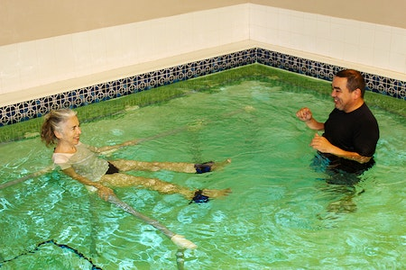 Back to Action | Aquatic Therapy