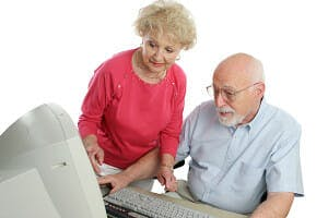 Physical Therapy Web Design and Seniors