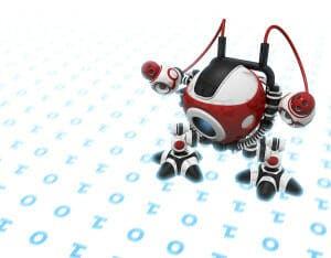 web-spider-robot