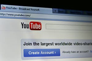 SAN BRUNO, CA - MAY 26: YouTube turned 6 years old this month an
