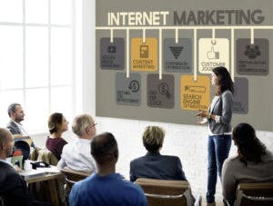physical therapy content marketing