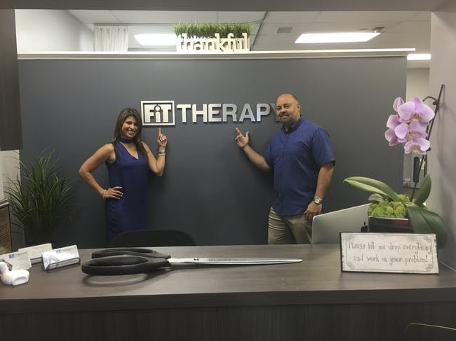 F.I.T. Therapy | Ribbon Cutting / Open House | Thursday, June 1st | 6:00-8:00 pm