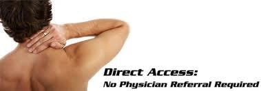 Direct Access Without a Prescription