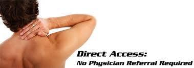 Direct Access Without a Prescription