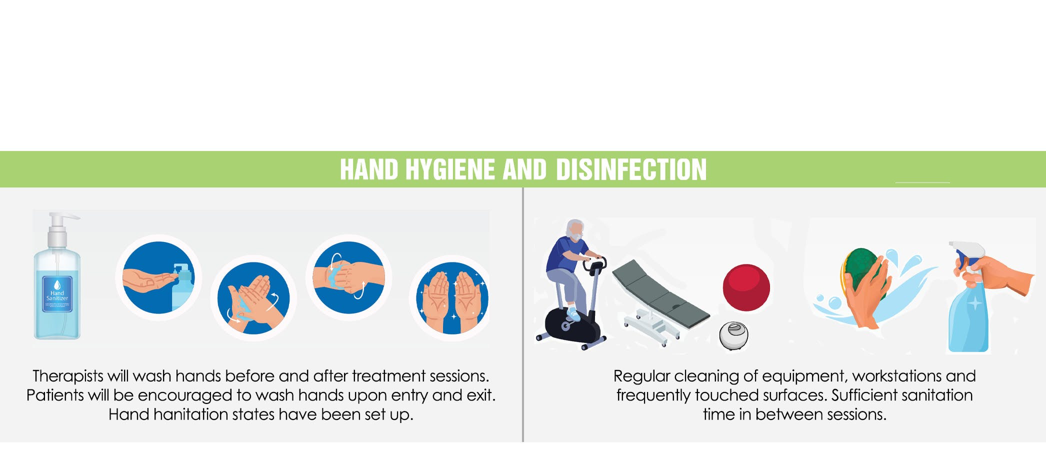 Hand Hygiene and Disinfection