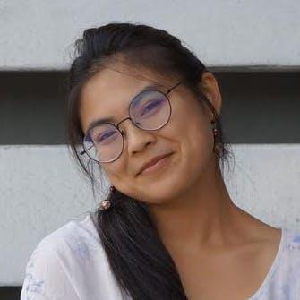 Kimlan Nguyen, Receptionist