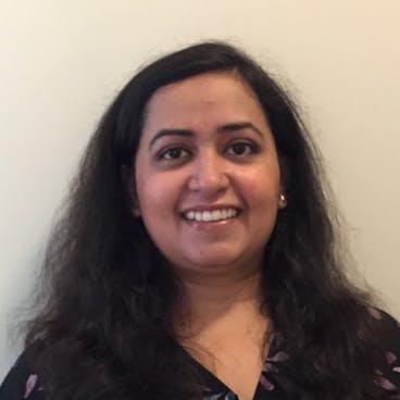 Ragini Patel, Resident Physiotherapist