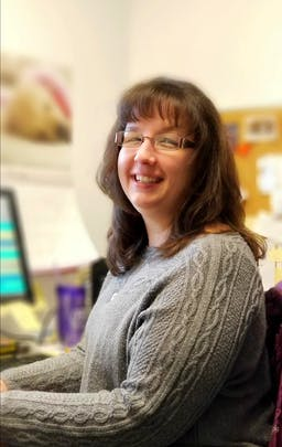 Christin Martin, Administrative Professional