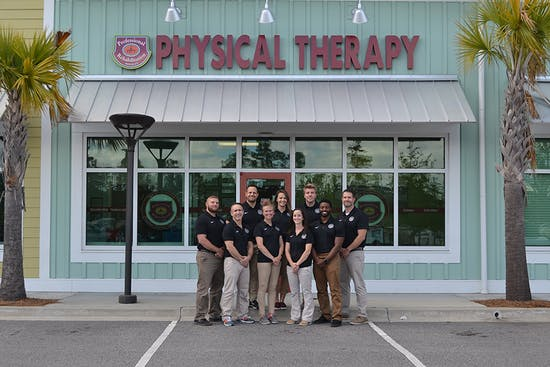 Physical Therapy Longs SC