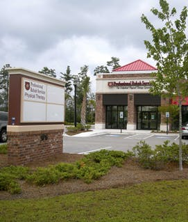 Professional Rehabilitation Services   Physical Therapy Surfside Beach