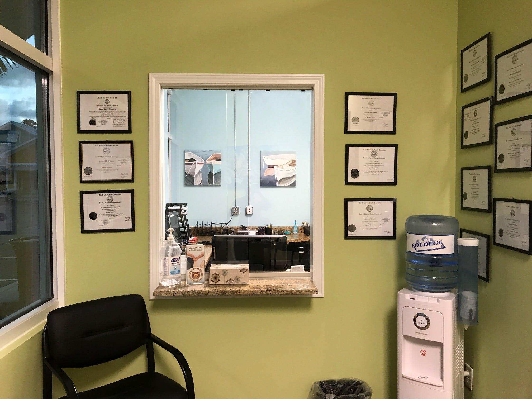Professional Rehabilitation Services   Physical Therapy   Prince Creek Publix Village Shops   Murrells Inlet SC