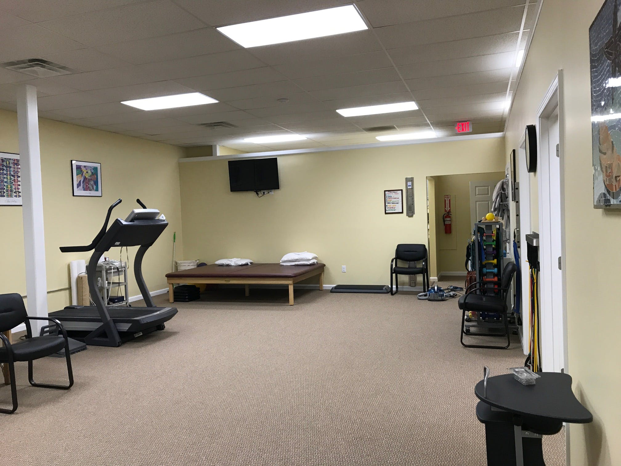 Professional Rehabilitation Services | Physical Therapy | Prince Creek Publix Village Shops | Murrells Inlet SC