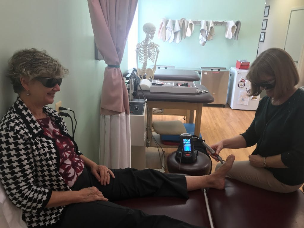 Class IV Laser Treatment