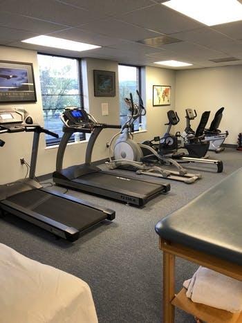 Seven Summits Therapy equipment