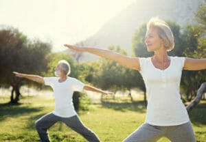 Long Term Hip Care with hip stretches