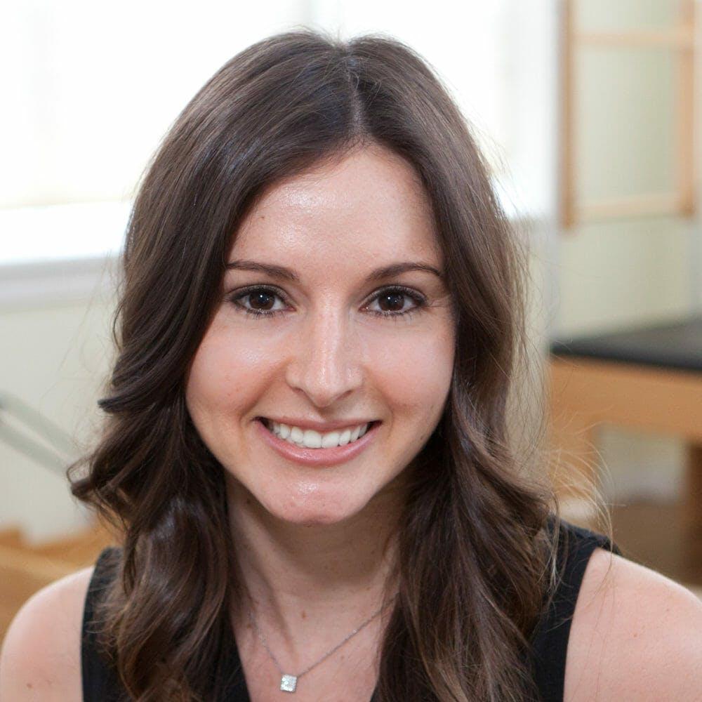 Kristin Romeo, PT, DPT & Certified Schroth Therapist
