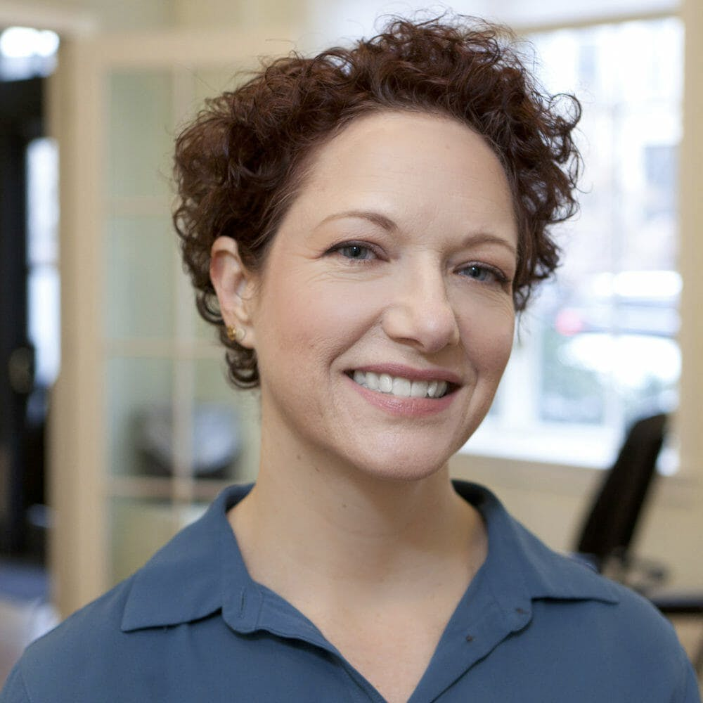Leslie Bell, OTR/L and Certified Hand Therapist
