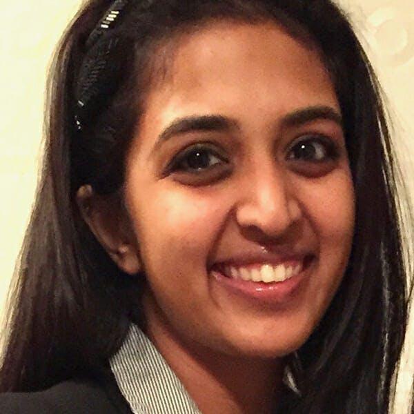 Priyanka Patel, Front Desk Receptionist