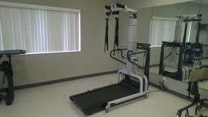 Rehab4Life Physical Therapy | LiteGait with GaitKeeper Treadmill