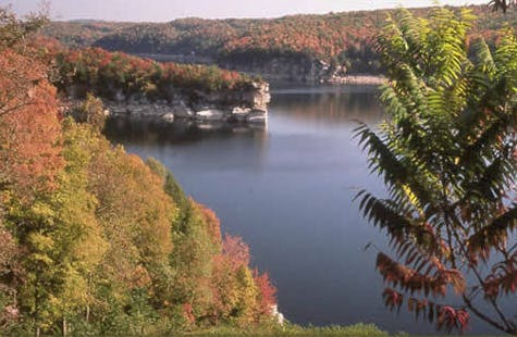 Mountaineer Physical Therapy | Summersville Scenery