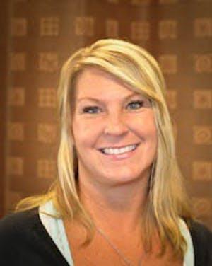 Kim, Front Desk Coordinator, Algonquin