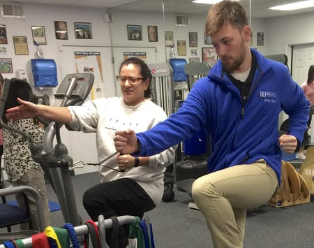 Therapeutic Solutions Physical Therapy   North Merrick NY