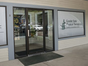 Granite State Physical Therapy   Hooksett
