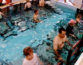 underwater treadmill center