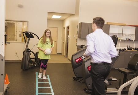 McMaster Physical Therapy Clinic   Pediatric Ortho   Conway AR   Greenbrier AR