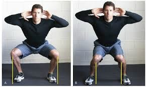 Good Bad Squat in Durango CO | Tomsic Physical Therapy
