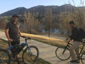 Wearing Bike Helmets in Durango CO | Tomsic Physical Therapy