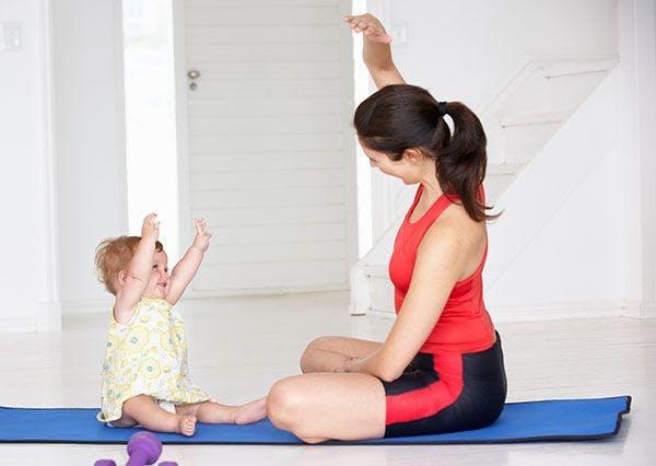 Baby & Me Fitness (Post Natal) | Roseville CA | Folsom CA