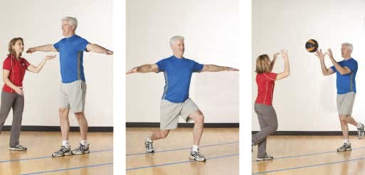 Sacramento Spine & Physical Therapy | Fall Prevention & Balance Program
