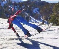 Noelle Mulligan Snowboarding