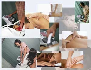 PT Treatment modalities various applications